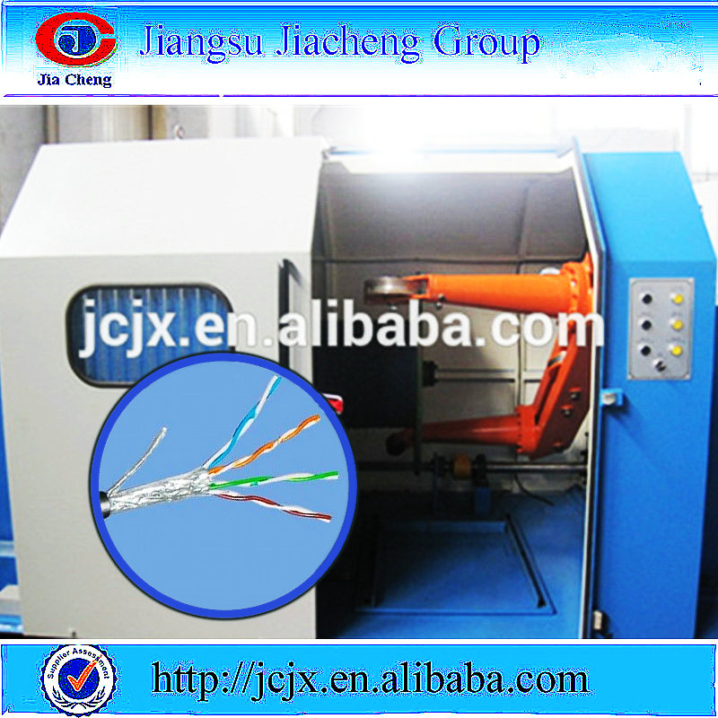 Lan cable twisting machines manufacturer
