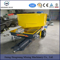 Hot Sales Cement Concrete Mixer Spraying Machine For Buliding