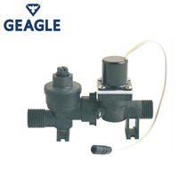 6V Dc Electric Solenoid Water Normally Open Valve