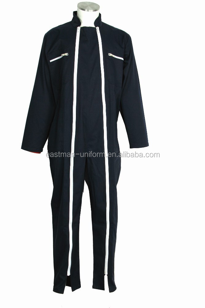 best selling workwear boiler suit / industrial security working coverall / OEM service cheap boiler suit coverall