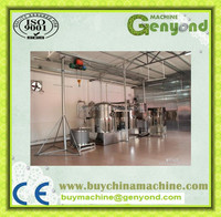 vacuum fried plantain chips/ snacks processing line