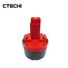 CTECHI power tool battery NIMH sub-c 9.6V rechargeable battery