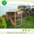 DXH005 professional made waterproof building your own chicken coop