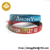 China rubber specs/vinyl wristbands/cheap rubber wristbands Promotion