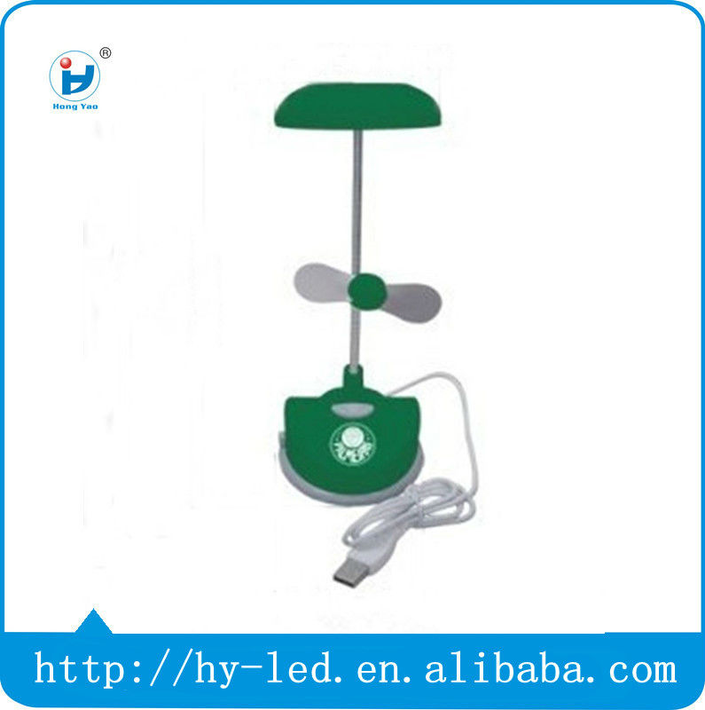 Combo lamp fan,usb fan ,Fashion creative lamp fan