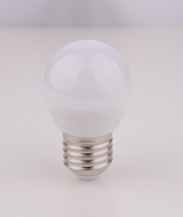 B45 3.5W 4W 5W 5.5W PLASTIC WITH ALUMINUM INSIDE CE ROHS CETIFICATE LED BULBS