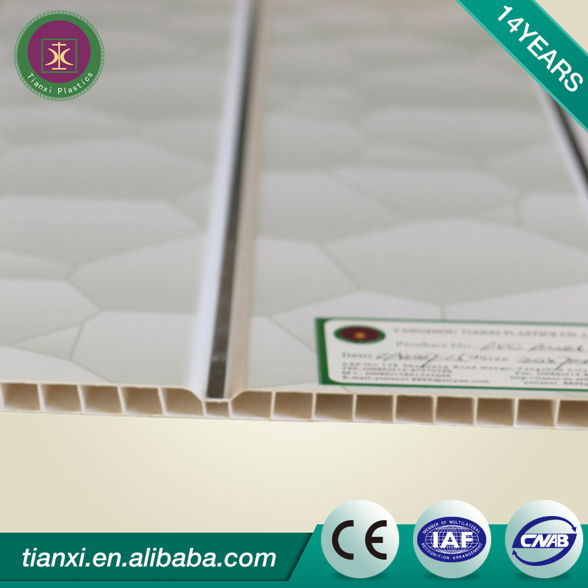 Low factory price interior pvc ceiling shower wall cladding panel