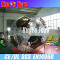 Zorb Ball Type and Inflatable Toy Style human sized soccer bubble ball