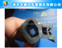 decorative rubber seal strip/various windshield rubber seals/ rubber profile