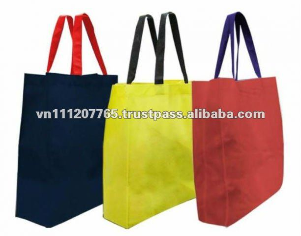 Shoulder and fashion non woven bag