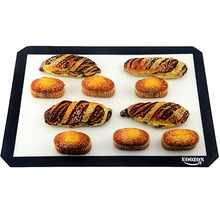 nonstick food grade silicone induction cooker silicone mat