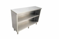 NSF Approval Stainless Steel Kitchen Equipment Cabinet without Door