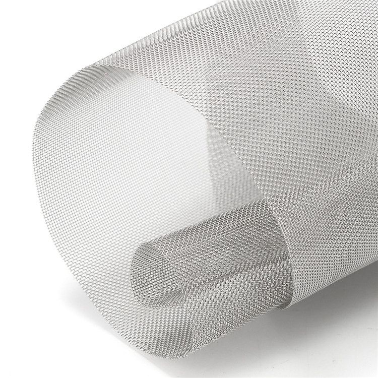 150mesh 904L stainless steel wire mesh filter