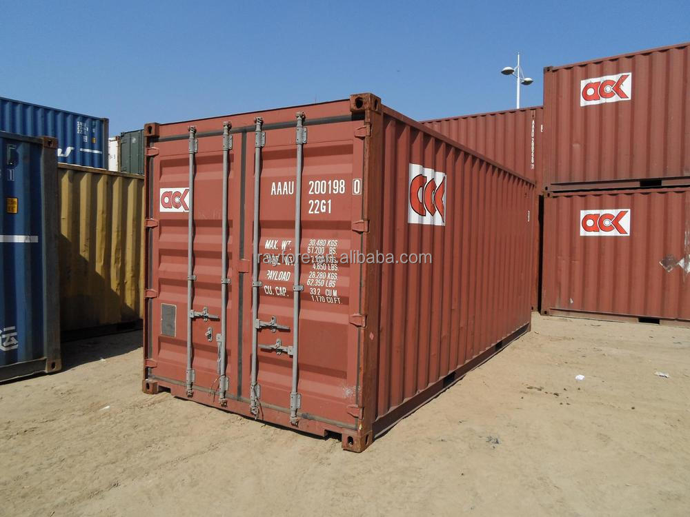 Cheap Used 20ft Shipping Container For Sale View Cheap