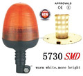 New Super Bright LED Warning light, Car Warning Beacon(KF-WB-164E),Warm White High Power 5730 SMD LED,Flexible Din Mount Pole