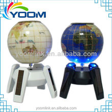 2016 factory price new rotating turntable display stand with globes