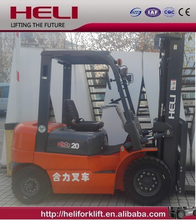 2 ton diesel forklift/2000kg Capacity Diesel Forklift for sale from China Top1 Forklift Brand