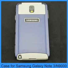 Hybrid Best Impact Dual Layer Cover Case For Samsung Galaxy note 3 case n9000 case(PT-SN3210)