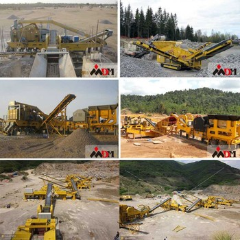 China Top 1 Shanghai mobile crusher plant for sale