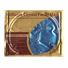 Hot selling Deep Moisturizing Collagen Ice Cool Gel Sheet Facial Mask for sale