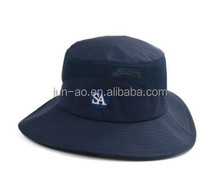 Simple style sun hat with good quality and flap