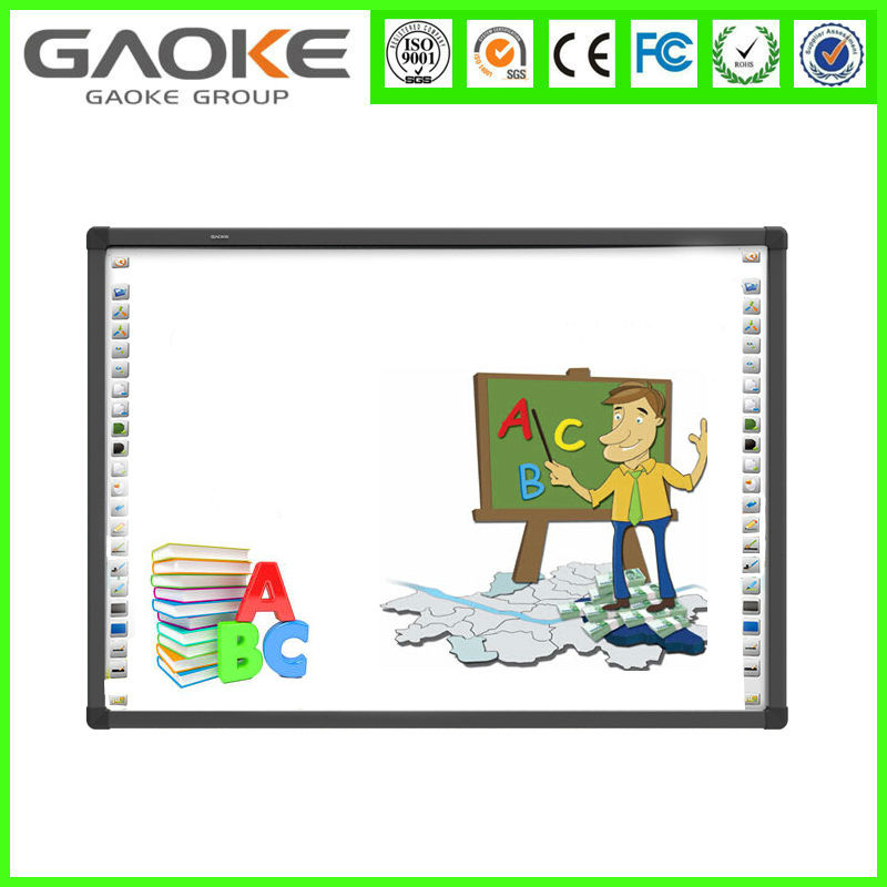 multi touch interactive whiteboard electromagnet white board with magnet