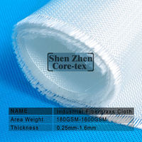 heat resistant cloth glass fiber fabric