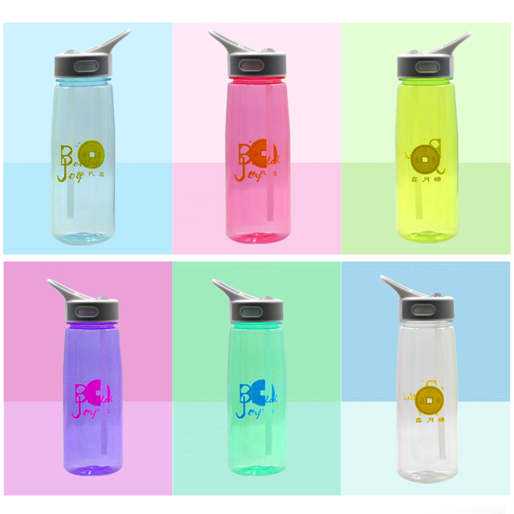 Tritan Material and Disposable,Stocked,Eco-Friendly Feature clear plastic cups with straws