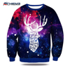 wholesale sublimation high quality mens sweatshirt