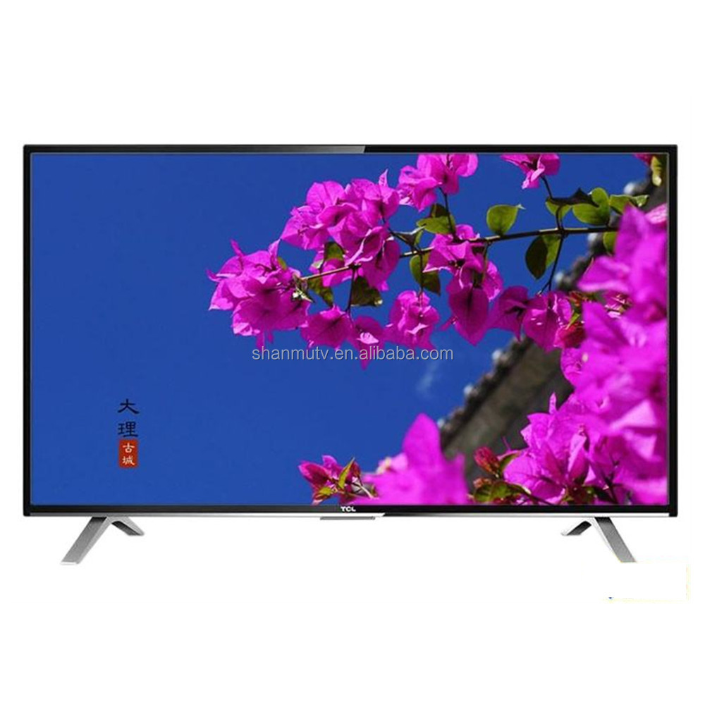 factory price HD ultra slim wall-mounted led tv