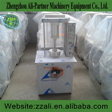 Electric thin tortilla machine for spring rolls chapatti tortilla making machine