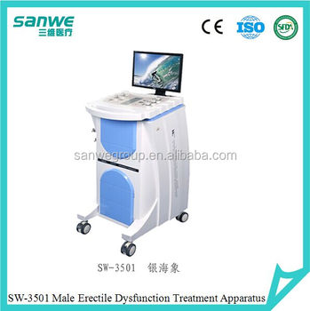 Male Sexual Dysfunction Treatment machine