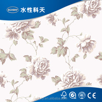 Pink Rose Flower Nonwoven Wallpaper Bedroom Wall Home Decor Wallpaper Allibaba com Weddings Wall Decoration