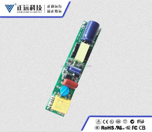Wholesale Non-islocated Zhengyuan LED t5 t8 power supply 9 18W ...