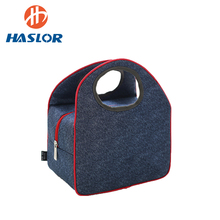 Eco-friendly Promotional 600D Polyester Cooler Lunch Bag From Haslor