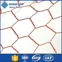 china supplier hexagonal retaining wall wire netting with free sample