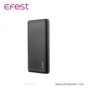 Type-C Outport And Li-polymer Battery Battery Type 10000mah Power Bank