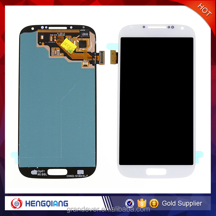 AAA +Best Quanlity Best price!Lcd touch screen for samsung galaxy S4 i9500,lcd for samsung s4