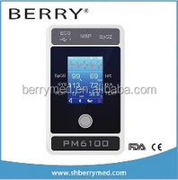 With Screen Factory Supply Berry Patient Monitor Model PM6100