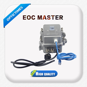 home internet broadband outdoor type eoc master digital catv headend system with snmp ar7410 chipset