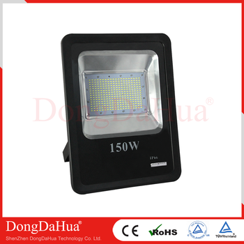 Factory direct CE IP65 multi color led flood light