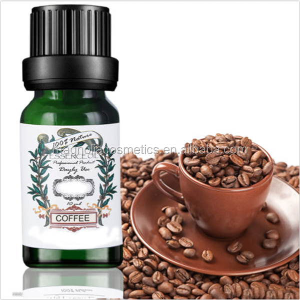 Wholesale 100% Organic Coffee Essential Oils Bulk