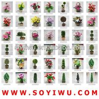 BANANA LEAF SIZE Wholesaler from Yiwu Market for Artificial Flower & Bines