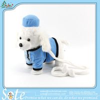 Simulated electronic dog pet customized color cute puppet animal cuddle plush toys