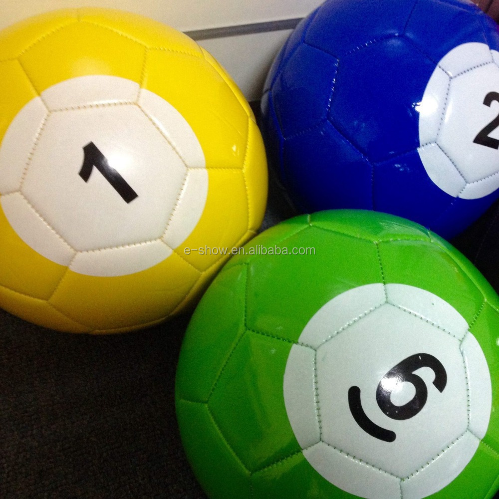 16 Balls Set Packing Snooker Soccer Ball Snooker Soccer