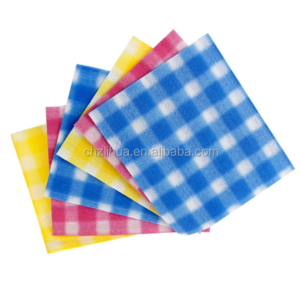 China Manufacturer multi-purpose wholesale products kinds of nonwoven clean cloth for magic wipes