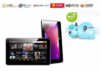 Best factory price Android 4.0 Allwinner A13 WiFi 1.5GHz 512MB DDR 8GB android tablet