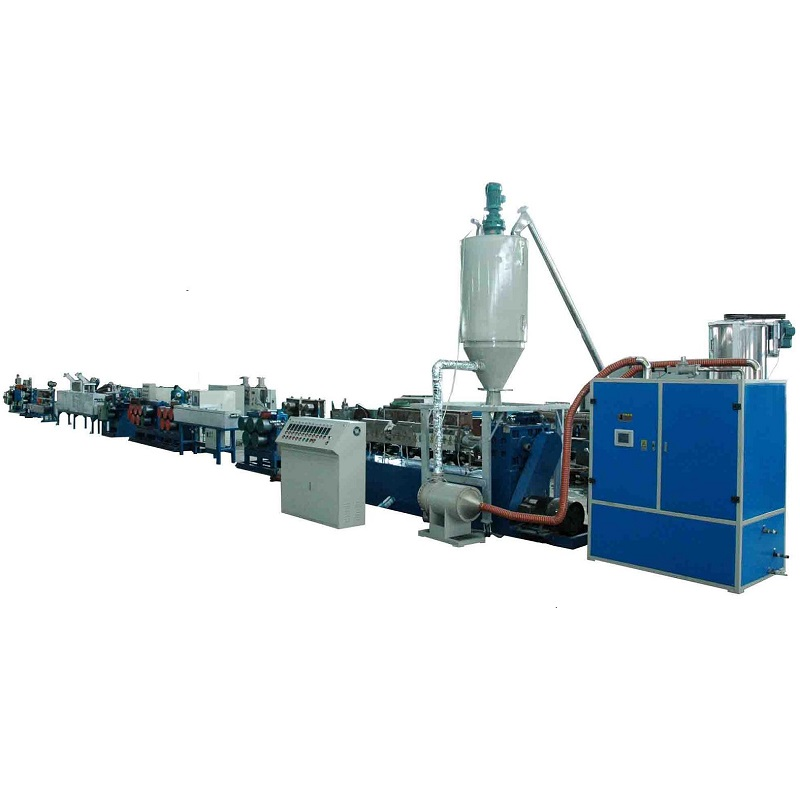 Finger pp/pe pipe production line pvdf hollow fiber membrane