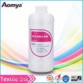 Aomya refill dye ink for offset printer and textile printing ink for sale