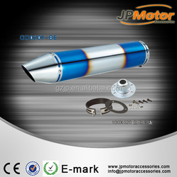 High quality Moto parts of Exhaust for racing motorcycle ATV 100cc 50cc